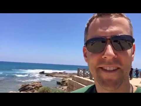 Holy Land Tour 2017 - Where Paul Set Sail For Rome