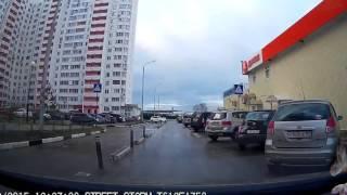 Крутой водила на ул. Гагарина