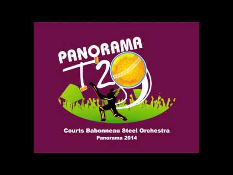 PANORAMA/T-20 - COURTS BABONNEAU STEEL ORCH. 2014