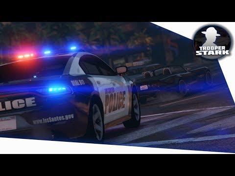 GTA 5 RP | SA'F LIVE | Los Santos Police Department!
