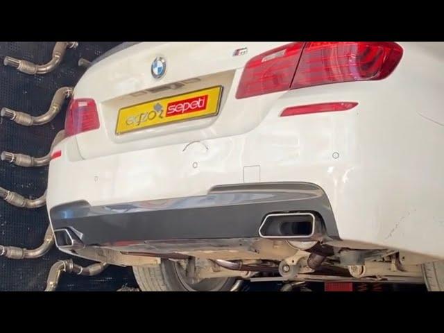 BMW F10 5.20 5.50 DÖNÜŞÜM