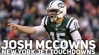 All Josh McCown Touchdowns With The New York Jets Highlights