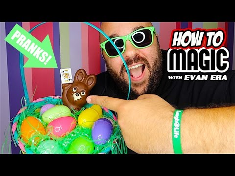5 MAGIC EASTER PRANKS!