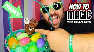 5 MAGIC EASTER PRANKS!