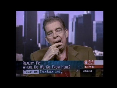 Reflecting upon the legacy left by Morton Downey Jr.