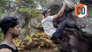 Serious Lock Off Strength: Climbing Blind | Climbing Daily Ep.1287