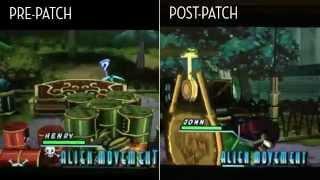 Code Name: Steam - Patch Comparison