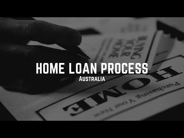Home Loan Process Australia (Pre-Approval Tips)