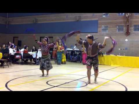 MANOBO TRIBAL DANCE MEDLEY: 1