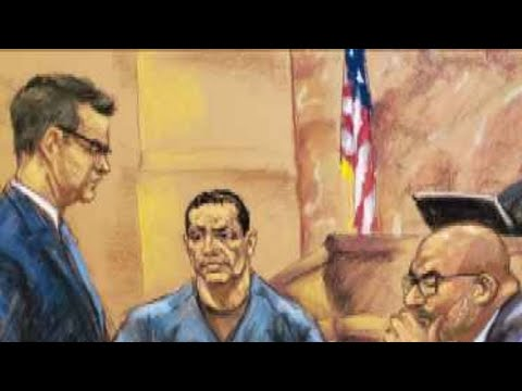 El Chapo trial: Head of train operations testifies on drug smuggling route Mp3