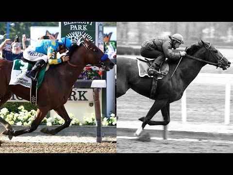 American Pharoah Vs. Secretariat: Who Would Win?