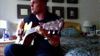 """Tenacious D """"Tribute"""" (acoustic guitar cover)"""