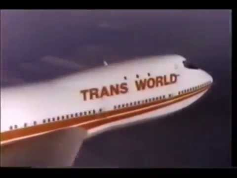 1990 TWA  commercial.