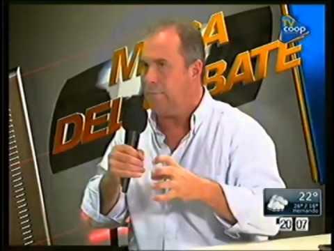 MESA DEL DEBATE GUSTAVO BOTTASO RADIO IMAGEN