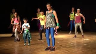 Zumba Kids Yıl Sonu Gösterisi - Eskişehir Fi Sanat Merkezi