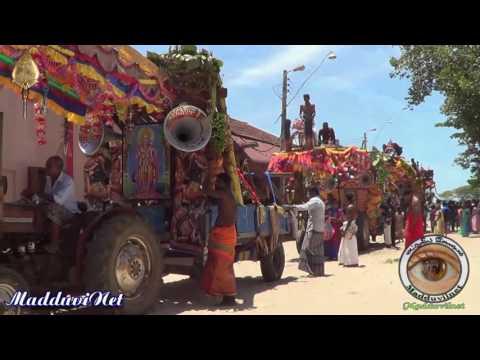 Jaffna Thondaimanaru selva sannithy murugan kovil Thukku Kavadi  Video 2016