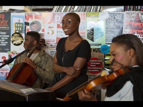 Laura Mvula: NPR Music Tiny Desk Concert