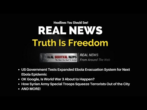 U.S Tests Ebola Evacuation System for Next Epidemic | OK Google, Is World War 3 About to Happen?