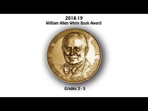 2018-19 William Allen White Book Award Reviews 3-5