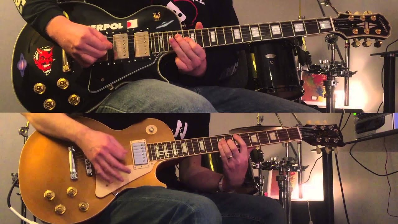 The Strokes 1251 Guitar Cover Youtube