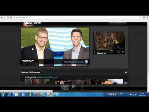 How to Unblock ABC.COM TV s Outside the US with a VPN