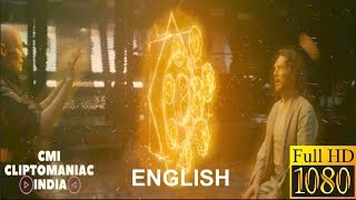 Gambar cover Doctor Strange's first class | English | Doctor Strange | CliptoManiac INDIA