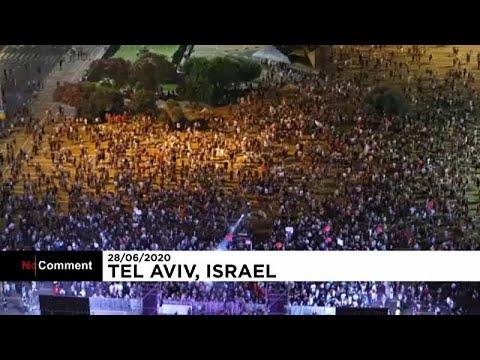 شاهد: تجمعات واسعة لدعم المثلية الجنسية في عدة مدن إسرائيلية…  - 23:58-2020 / 6 / 29