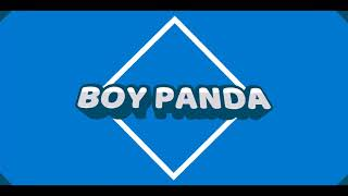 intro para boy panda