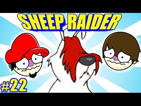 Sheep Raiders – Ele é Grande Vermelho e ESTÚPIDO! – 22– Cartuchito