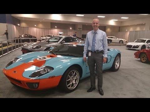 2006 Ford GT Heritage Review - They're practically giving it away...for $400,000