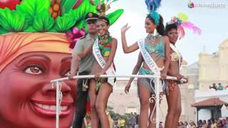 """Desfile folclórico Fiestas de  Independencia Cartagena 2015 """"Bando"""""""