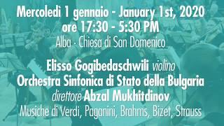 Capodanno con Alba Music Festival 2020