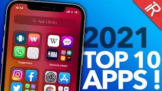 TOP 10 BEST iPhone Apps of 2021 !