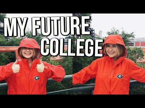 VISITING UNIVERSITY OF GEORGIA!