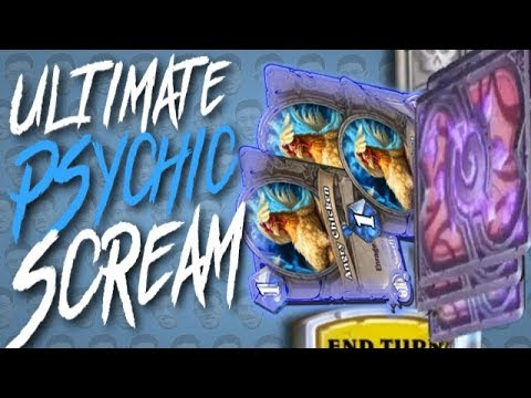 THE ULTIMATE PSYCHIC SCREAM - Priest Arena...