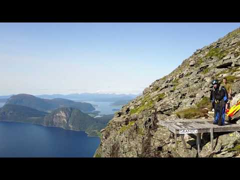 Norway basejumping 2017 Romsdal