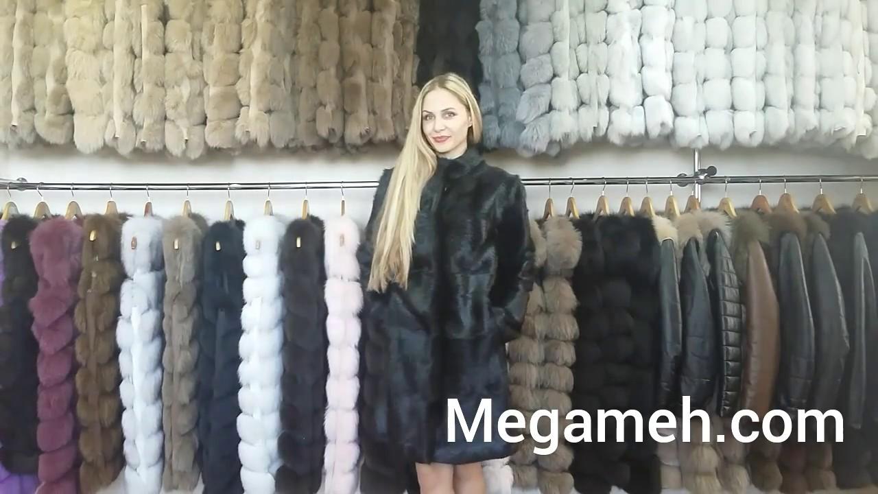 Купить Короткий меховой жилет с капюшоном - YouTube