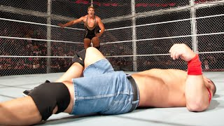 The Hell in a Cell Match you've never seen: Sept. 26, 2011