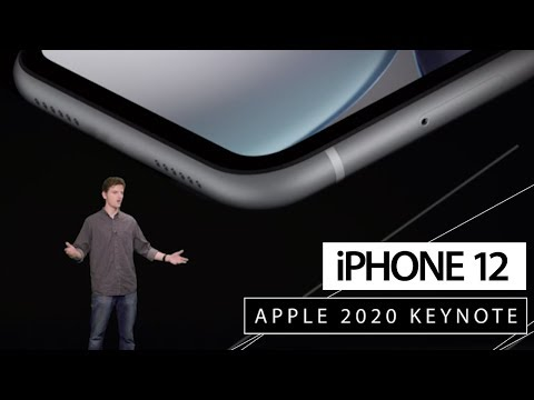 Apple Keynote 2020 in 5 Minutes - iPhone 12