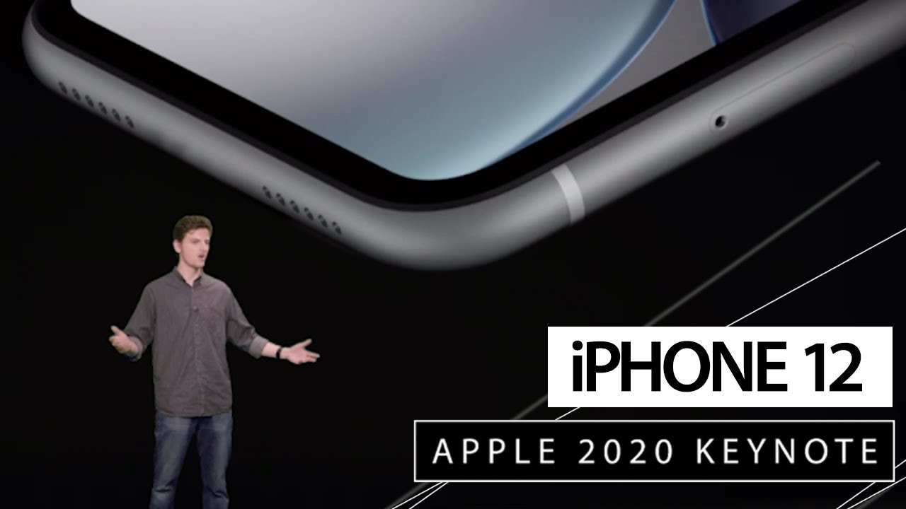 Apple Keynote 2020 In 5 Minutes Iphone 12 Youtube