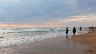 Закат На Море #ВИТЯЗЕВО #ДЖЕМЕТЕ #АНАПА 16.09.2018