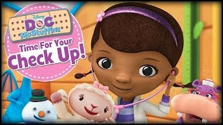 Dr Mcstuffins Check up game from ★ ☆ ✮ ✯Disney Channel★ ☆ ✮ ✯