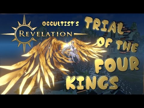 Revelation Online: Trial of the Four Kings and how to get bonus points