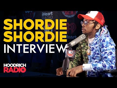 DJ Scream - Shordie Shordie Talks Bitchuary, Representing Maryland & More