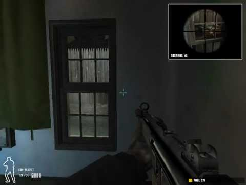 Swat 4   Suicide with sniper - YouTube