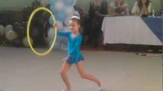 Gimnastica ritmica-Delia