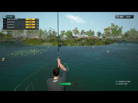 Euro fishing xbox one gameplay part 1 youtube for Fishing xbox one