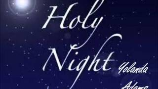 Holy Night  By Yolanda Adams