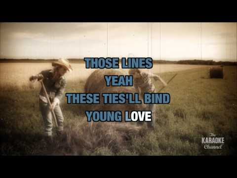 Young Love (Strong Love) in the Style of