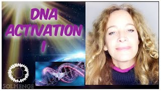 ACTIVATE YOUR 12 STAND DORMANT DNA. MEDITATION METHOD  This is cosmic, powerful and so much fun ;)
